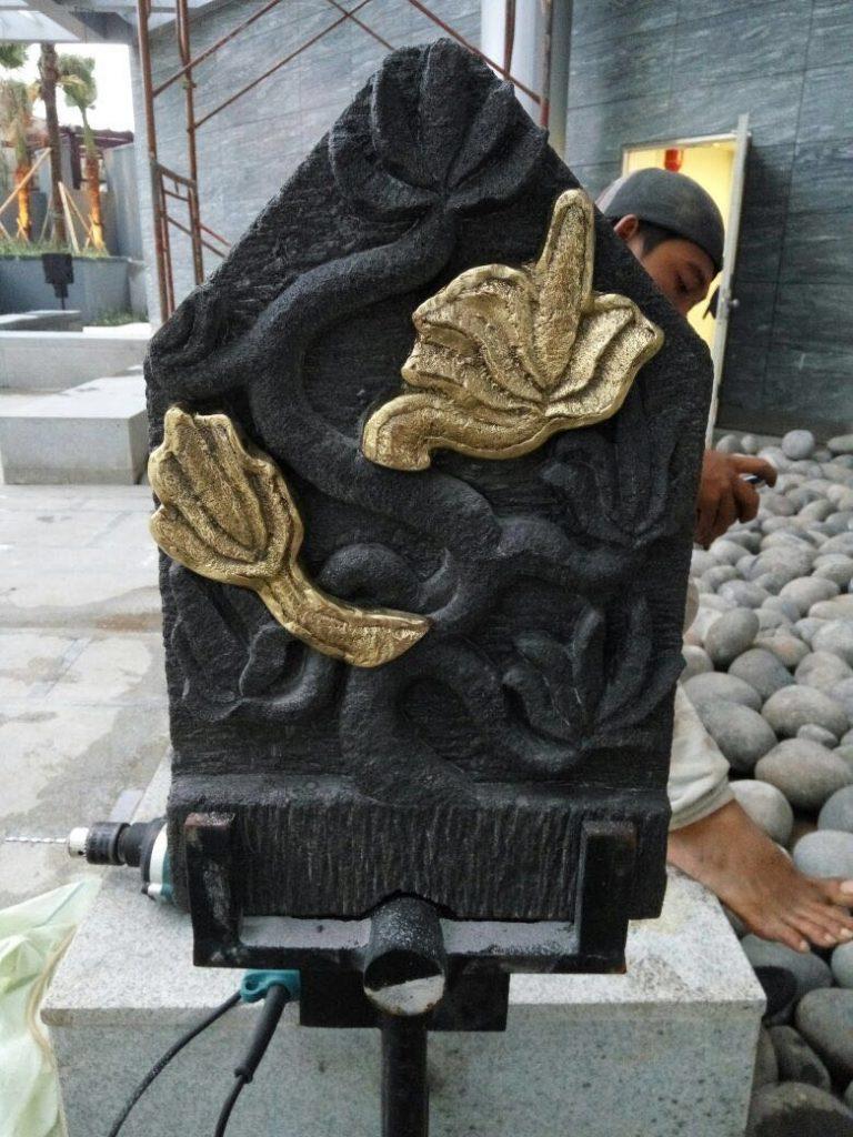 Metal Art Statue 5